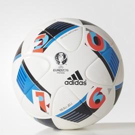 Fotbalový míč adidas EURO16 OMB | AC5415 | Modrá, Bílá | 5