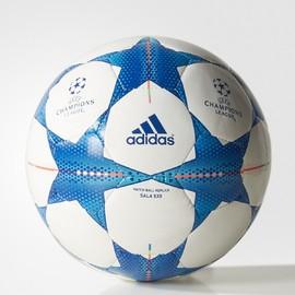 Fotbalový míč adidas FINALE15SALA5X | S90222 | Modrá, Bílá | FUTS