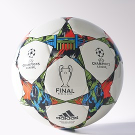 Fotbalový míč adidas FINBERLINCOMP | M36924 | Barevná, Bílá | 5