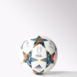 Fotbalový míč adidas FINBERLINTTRAIN | M36923 | Barevná, Bílá | 4