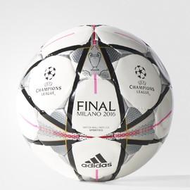 Fotbalový míč adidas FINMILANO SPORT | AC5494 | Šedá, Bílá | 5
