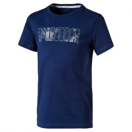 Hero Tee Blue Depths