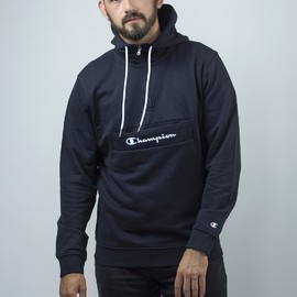 Hooded Half Zip