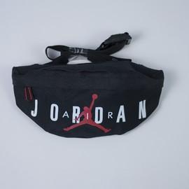 Jan jordan air crossbody bag   9A0533-023   Černá   O/S