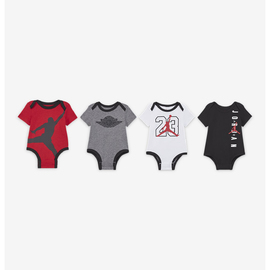Jordan milestone bodysuit & sticker set