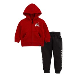 Jumpman classic fz fleece & jogger set
