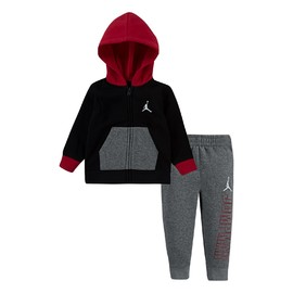 JUMPMAN FZ FLEECE & JOGGER SET