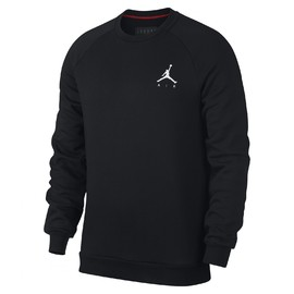 M j jumpman fleece crew