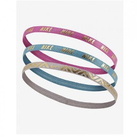Metallic hairbands 3 pack