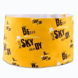 Milujemehory BESKYDY čelenka | BESCE7-B17 | Žlutá | NS