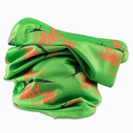 Milujemehory BESKYDY šátek | BESSA1-B14 | Zelená | NS