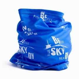 Milujemehory BESKYDY šátek | BESSA5-B21 | Modrá | NS
