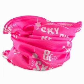 Milujemehory BESKYDY šátek | BESSA7-B12 | Růžová | NS