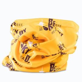 Milujemehory BESKYDY šátek | BESSA8-B22 | Žlutá | NS