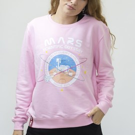 Mission To Mars Sweater