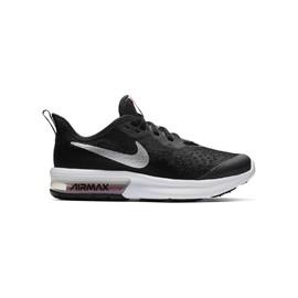 Nike air max sequent 4 (gs) | AQ2245-001 | Černá | 36