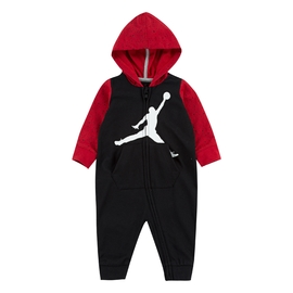 Oversized jumpman coverall