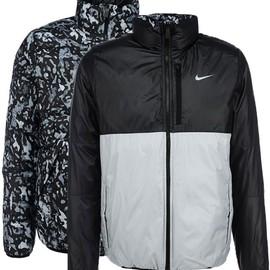 Pánská bunda Nike ALLIANCE JACKET-FLP PRT | 678291-100 | Černá | L