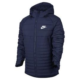 Pánská Bunda Nike M NSW SYN FILL AV15 JKT HD | 861782-429 | Modrá | L
