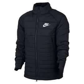Pánská bunda Nike M NSW SYN FILL AV15 JKT | 861785-010 | Černá | L