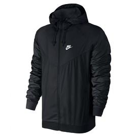 Pánská Bunda Nike M NSW WR JKT | 727324-010 | Černá | L