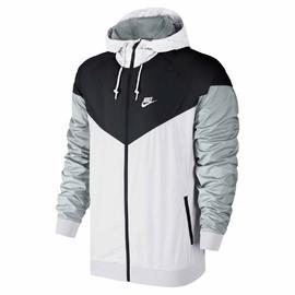 Pánská bunda Nike WINDRUNNER | 727324-101 | Černá, Bílá | L