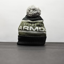 Under Armour Mens Pom Beanie