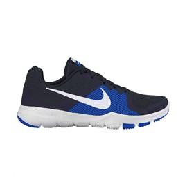 Pánská fitness obuv Nike FLEX CONTROL | 898459-400 | Modrá, Černá | 41