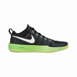 Pánská fitness obuv Nike LUNAR TR1 | 652808-007 | Žlutá, Černá | 46