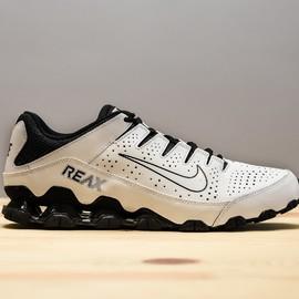 Pánská fitness obuv Nike REAX 8 TR | 616272-100 | Bílá | 45