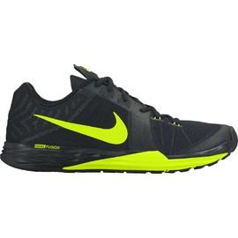 Pánská fitness obuv Nike TRAIN PRIME IRON DF   832219-008   Žlutá, Černá   42,5