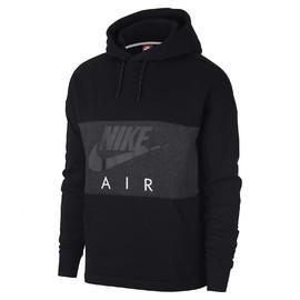 Pánská mikina Nike M NSW HOODIE PO AIR HO   863758-010   Černá   XL