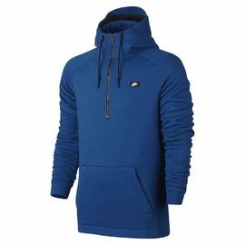 Pánská mikina Nike M NSW MODERN HOODIE HZ BB   885969-433   Modrá   M