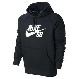 Pánská mikina Nike SB ICON PO HOODIE   846886-010   Černá   M