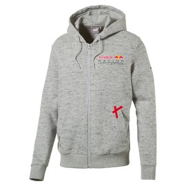 f0dc775b056 Pánská mikina Puma RBR Hooded Sweat Jacket Light