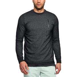 UA Pursuit Block Fleece Crew