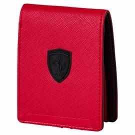 Pánská Peněženka Puma Ferrari LS Wallet M Rosso Cors | 074847-02 | Červená | NS