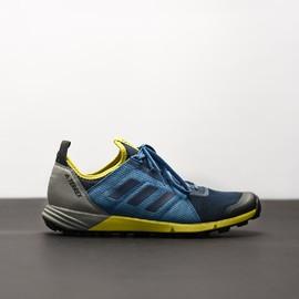 Pánská Treková obuv adidas Performance TERREX AGRAVIC SPEED | BB1958 | Modrá, Černá | 42