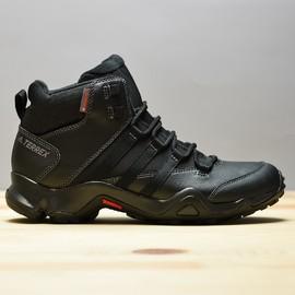 Pánská treková obuv adidas Performance TERREX AX2R BETA MID CW | S80740 | Černá | 42