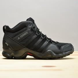 Pánská treková obuv adidas Performance TERREX AX2R MID GTX | BB4602 | Černá | 46