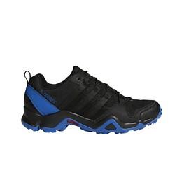 Pánská Treková obuv adidas Performance TERREX AX2R | CM7727 | Modrá, Černá | 40 2/3