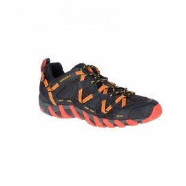 Pánská Treková obuv Merrell WATERPRO MAIPO | J12627 | Černá | 44