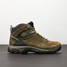 Pánská Treková obuv Salomon EVASION 2 MID GTX | 398715 | Zelená | 42