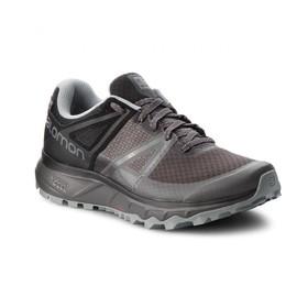 Pánská Treková obuv Salomon TRAILSTER GTX | 404882 | Šedá | 48