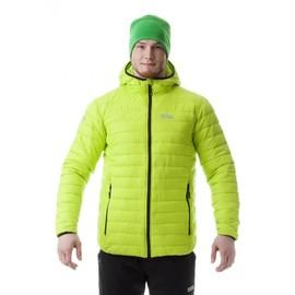Pánská zimní bunda Nordblanc Close | NB5815-JSZ | Žlutá | L