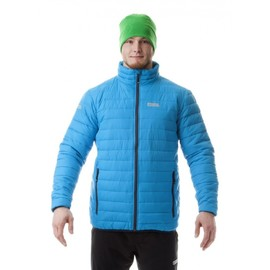 Pánská zimní bunda Nordblanc Frugal | NB5816-AMO | Modrá | XL