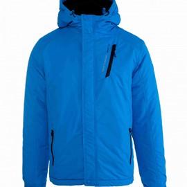 Pánská zimní bunda | MB726--220 | Modrá | XXL