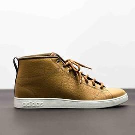 Pánská Zimní obuv adidas Performance ADVANTAGECL MID WTR | BB9898 | Hnědá | 46