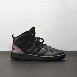 Pánská Zimní obuv adidas Performance CF HOOPS MID WTR | CG5718 | Černá | 42