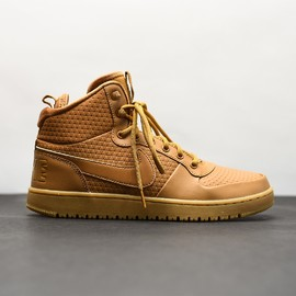 Pánská Zimní obuv Nike COURT BOROUGH MID WINTER | AA0547-700 | Béžová, Hnědá | 44